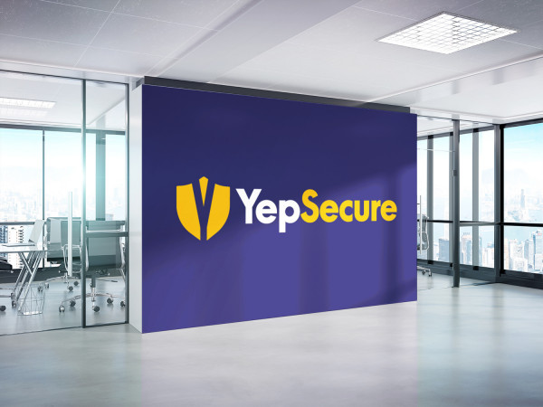 Sample branding #1 for Yepsecure