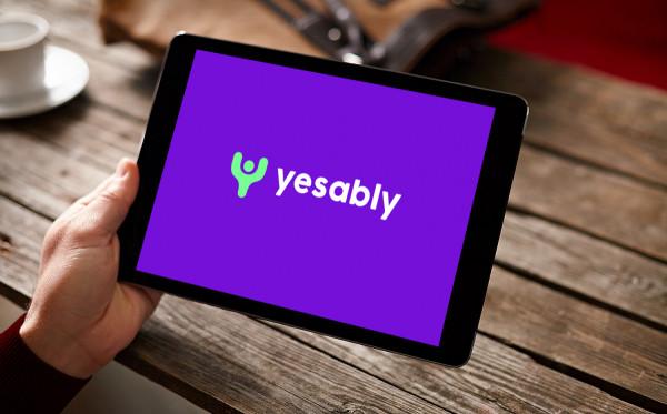 Sample branding #3 for Yesably
