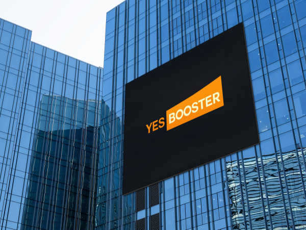 Sample branding #2 for Yesbooster