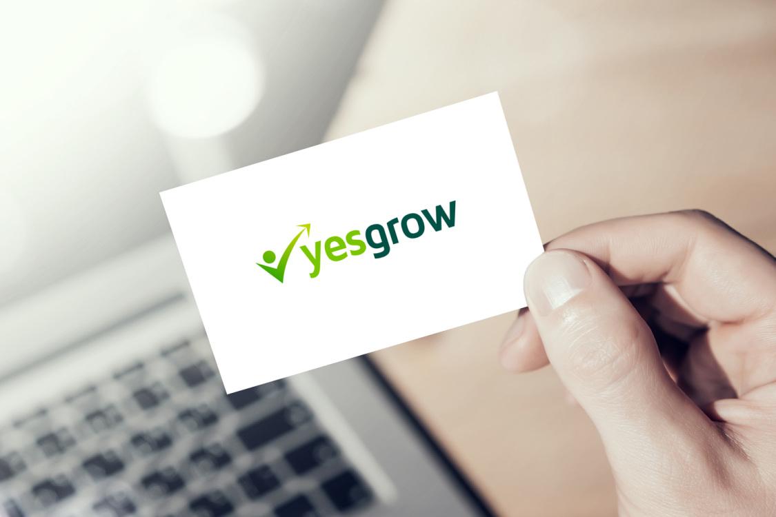 Sample branding #3 for Yesgrow
