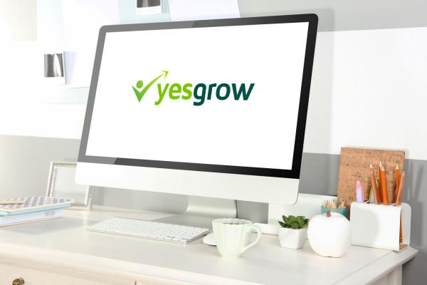 Sample branding #1 for Yesgrow