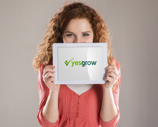 Sample branding #2 for Yesgrow