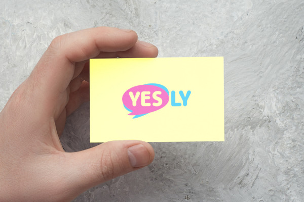 Sample branding #2 for Yesly