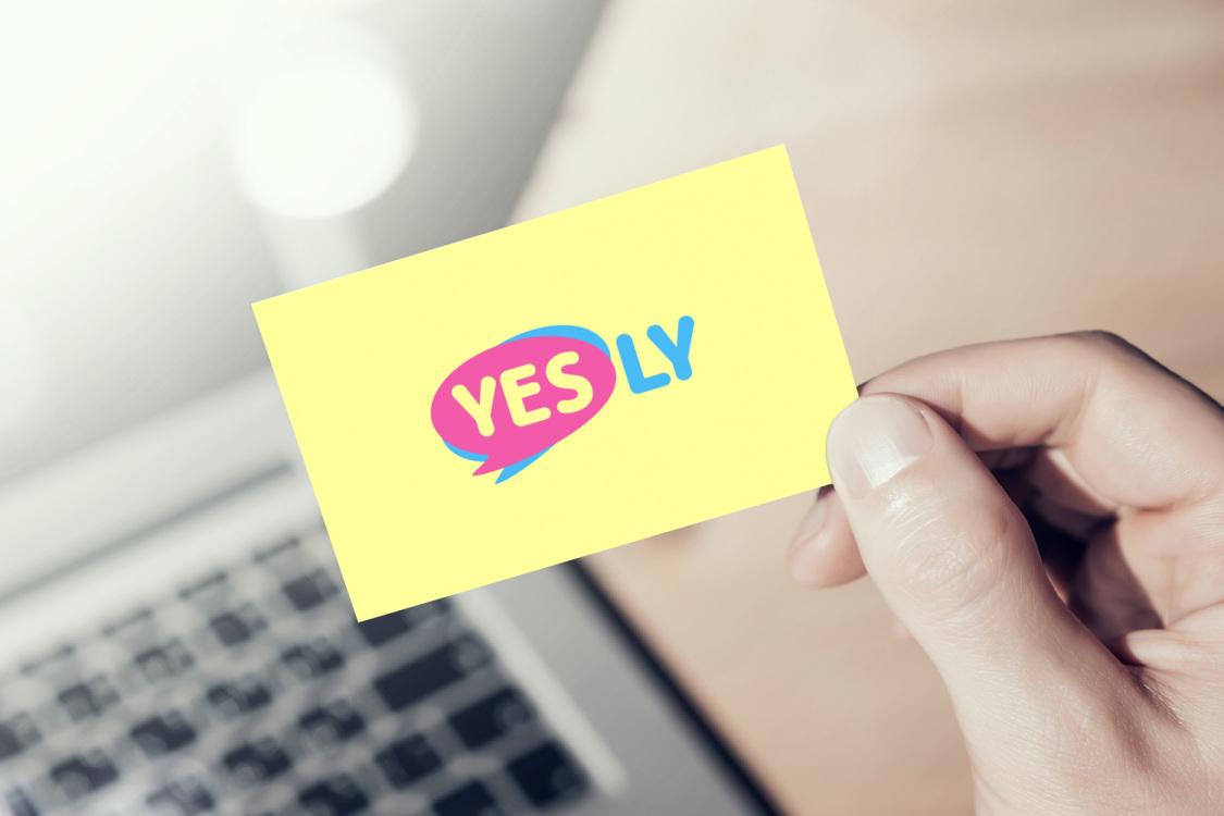 Sample branding #1 for Yesly