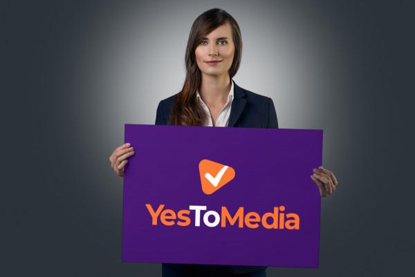 Sample branding #1 for Yestomedia