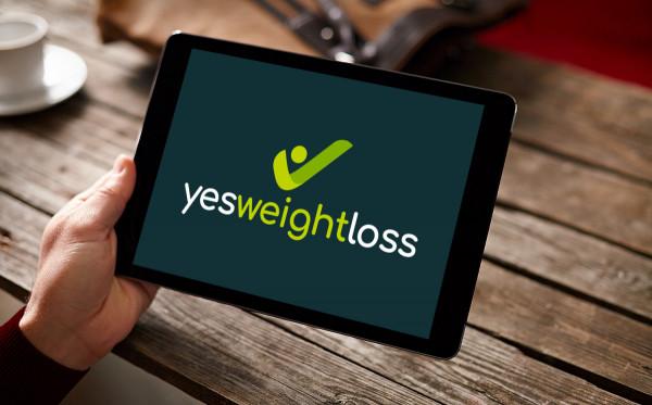 Sample branding #2 for Yesweightloss