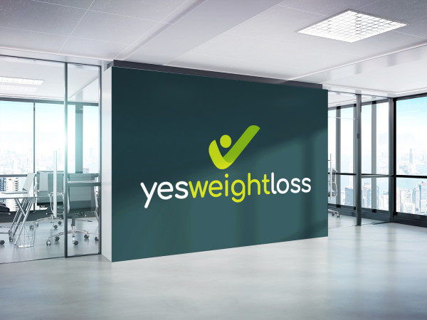 Sample branding #1 for Yesweightloss