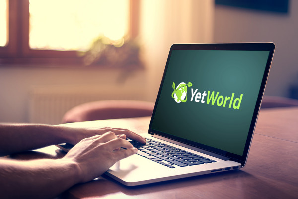 Sample branding #2 for Yetworld