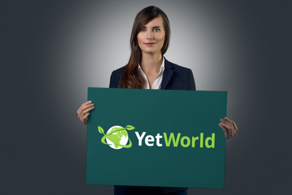 Sample branding #3 for Yetworld