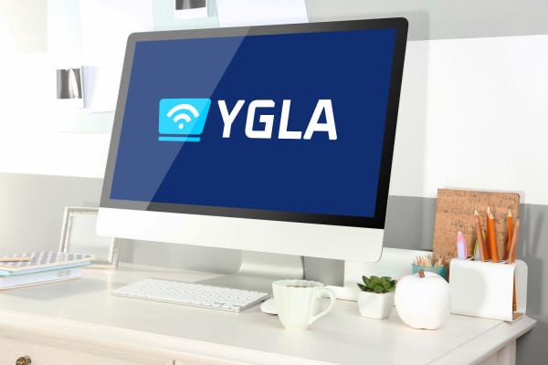 Sample branding #3 for Ygla