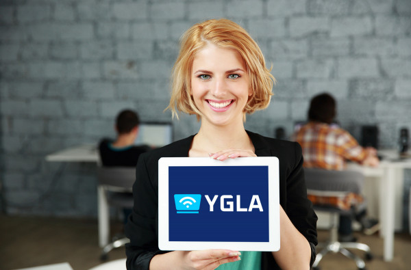 Sample branding #1 for Ygla