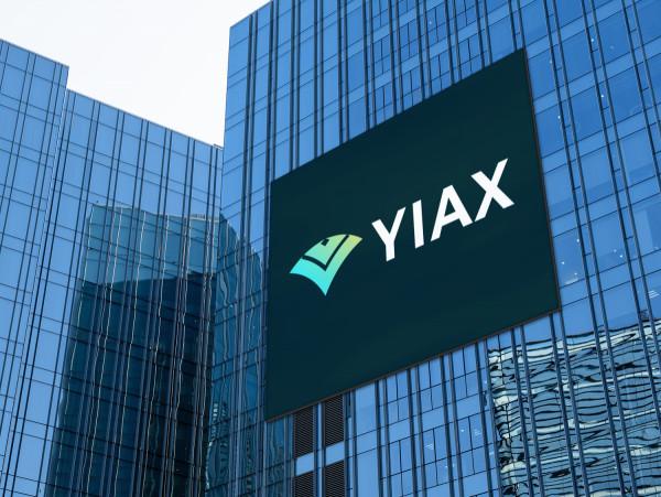 Sample branding #2 for Yiax