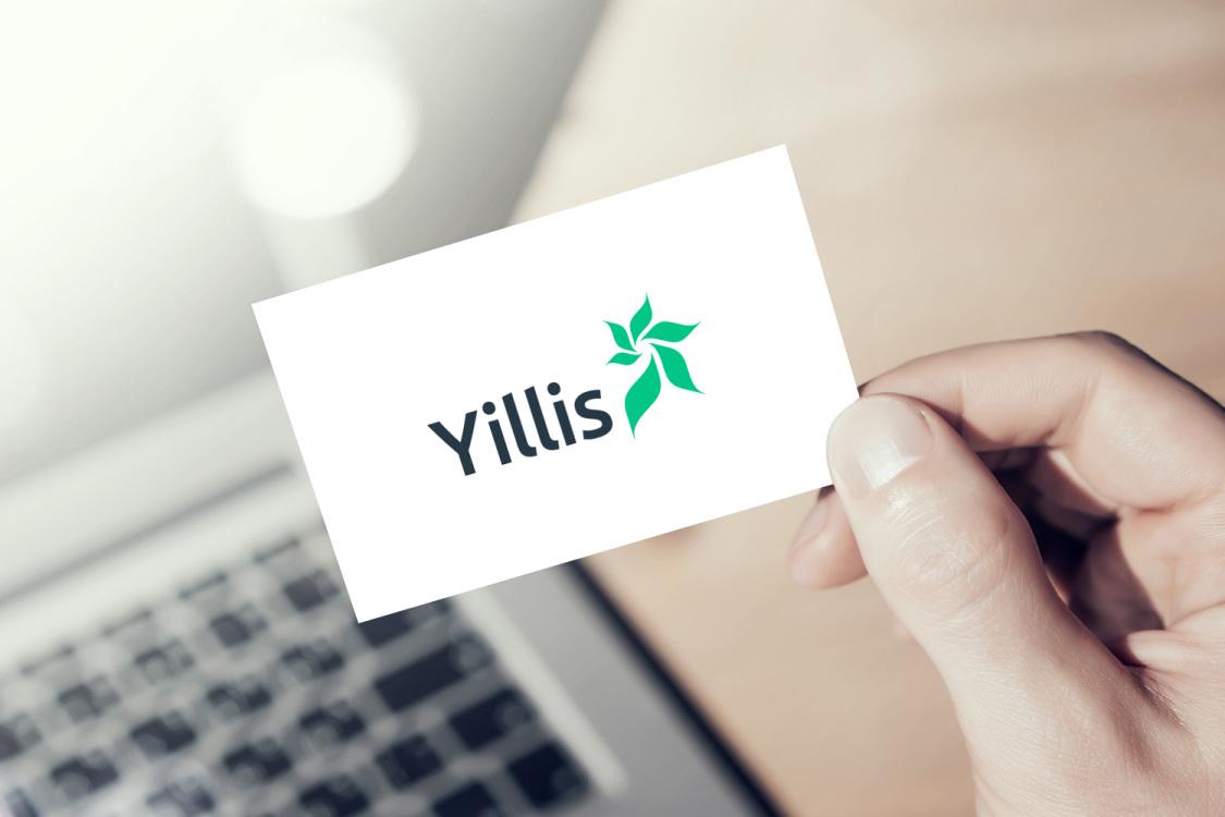Sample branding #1 for Yillis
