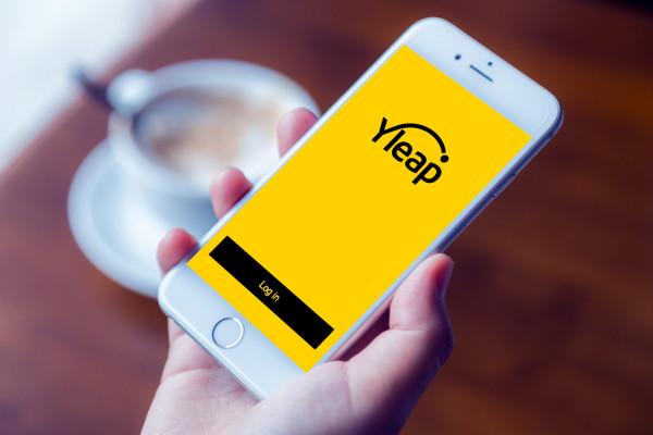 Sample branding #3 for Yleap