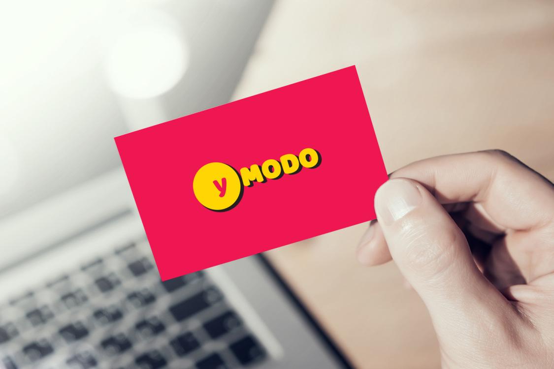 Sample branding #1 for Ymodo