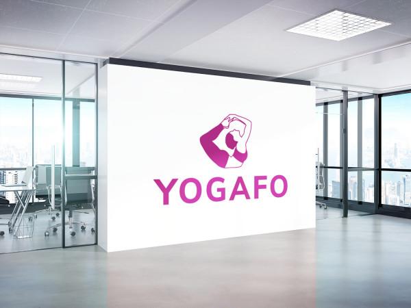 Sample branding #2 for Yogafo