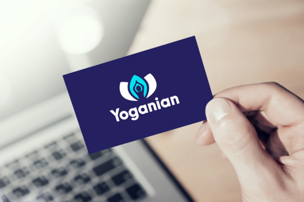 Sample branding #3 for Yoganian