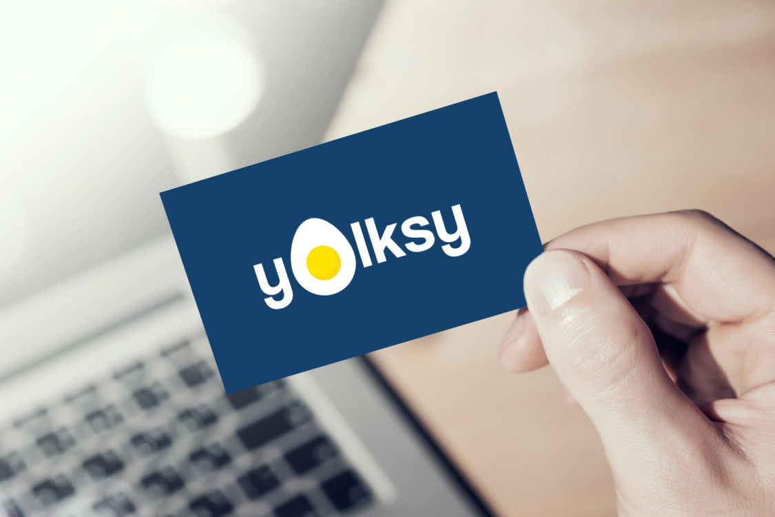 Sample branding #2 for Yolksy