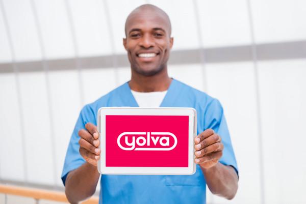 Sample branding #1 for Yolva