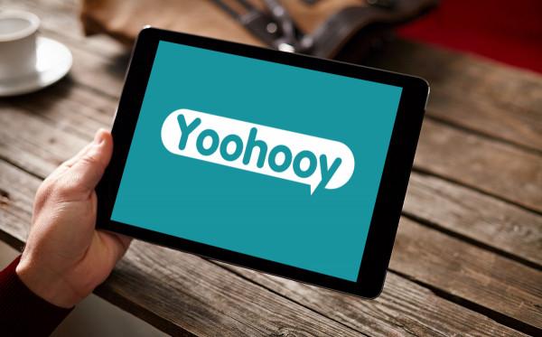 Sample branding #3 for Yoohooy