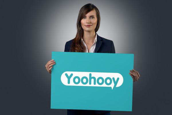 Sample branding #1 for Yoohooy