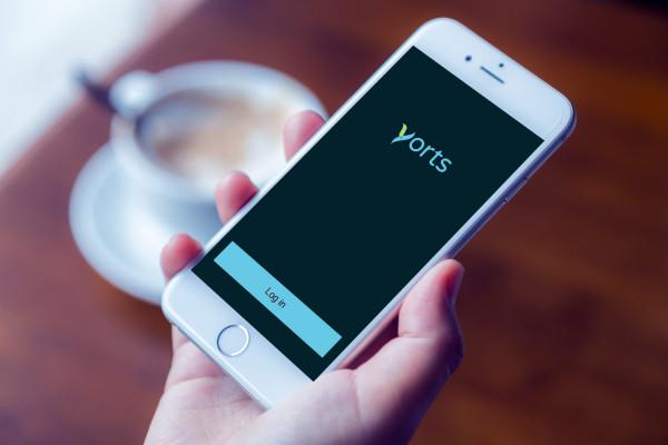 Sample branding #2 for Yorts