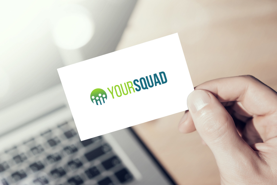 Sample branding #2 for Yoursquad