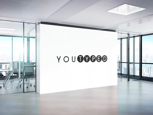 Sample branding #2 for Youtyped