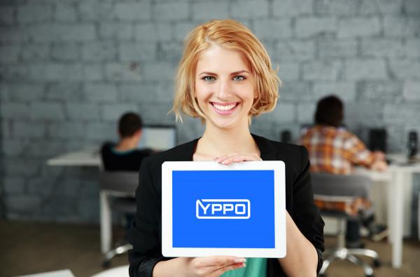 Sample branding #1 for Yppo
