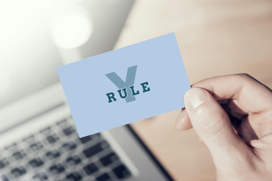 Sample branding #1 for Yrule
