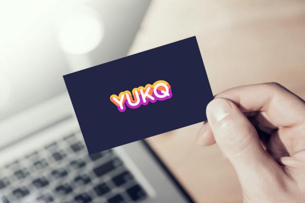 Sample branding #1 for Yukq