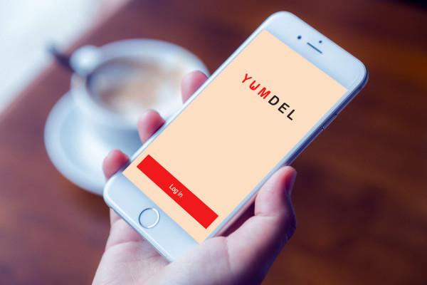 Sample branding #2 for Yumdel