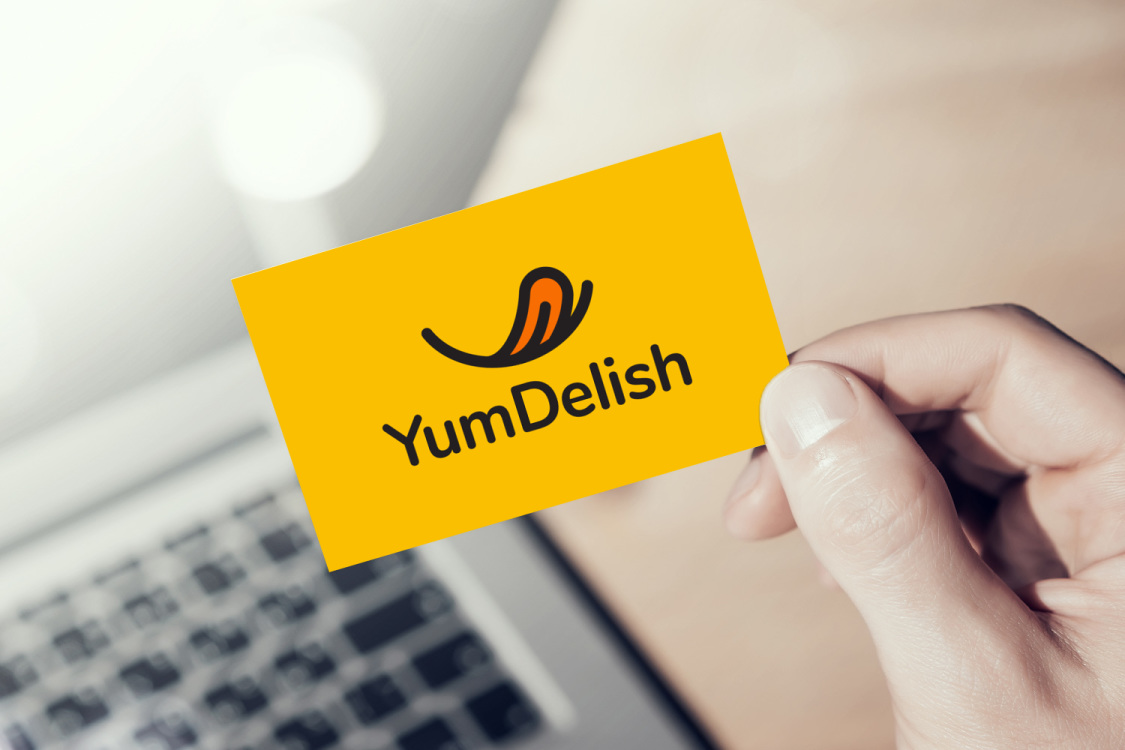 Sample branding #3 for Yumdelish