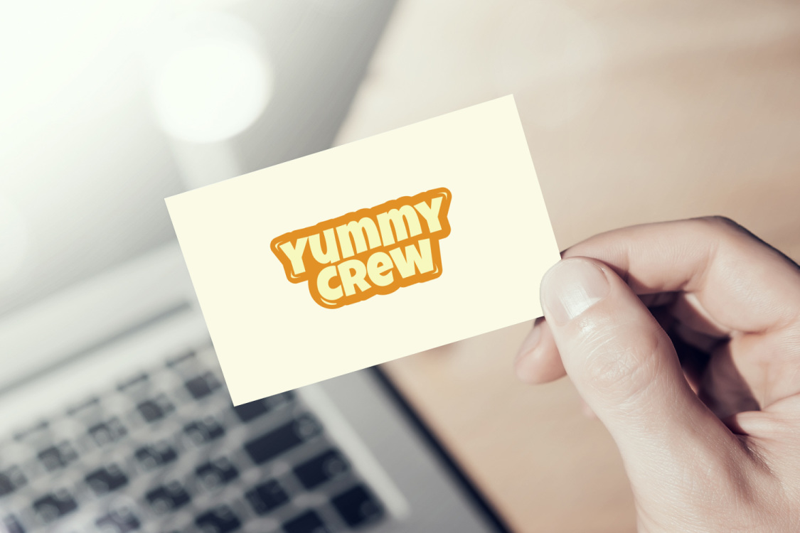 Sample branding #1 for Yummycrew