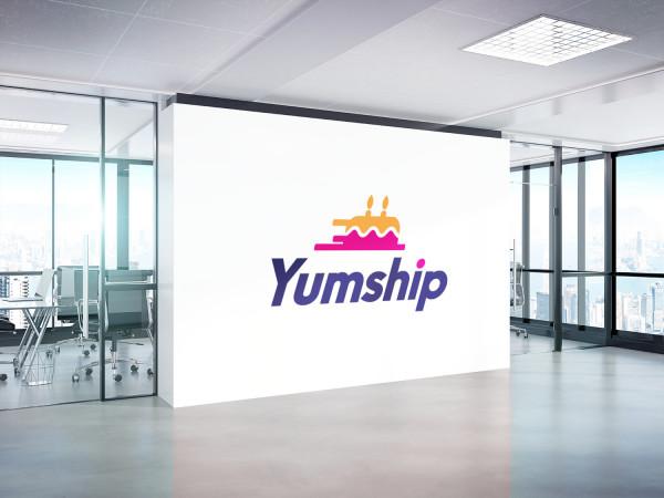 Sample branding #2 for Yumship