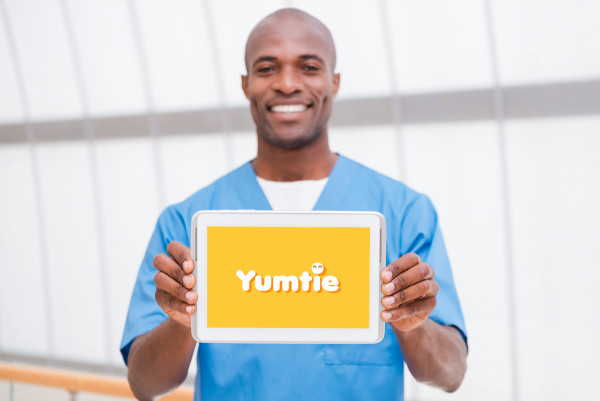 Sample branding #2 for Yumtie