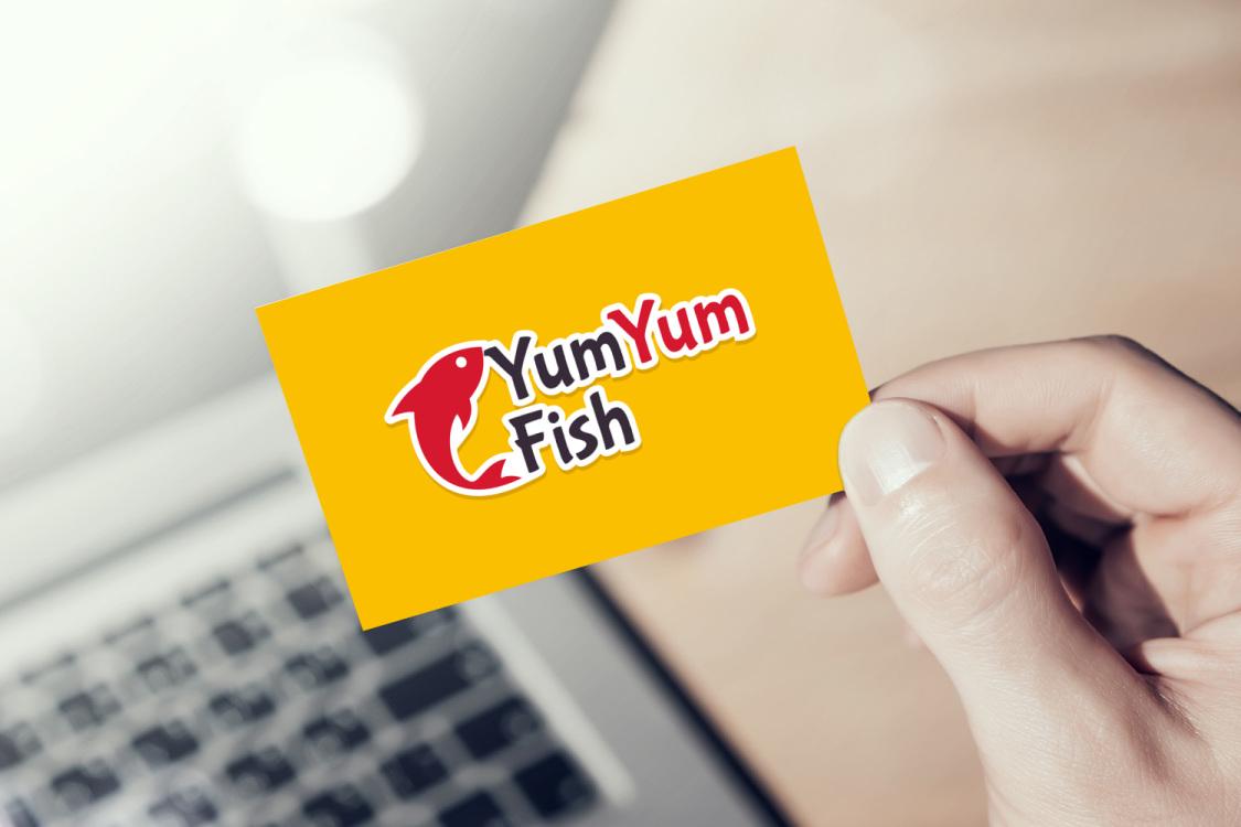 Sample branding #2 for Yumyumfish