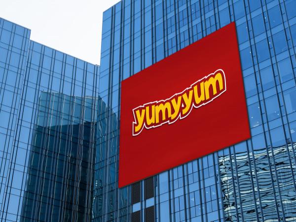 Sample branding #3 for Yumyyum