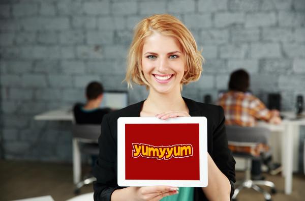Sample branding #2 for Yumyyum
