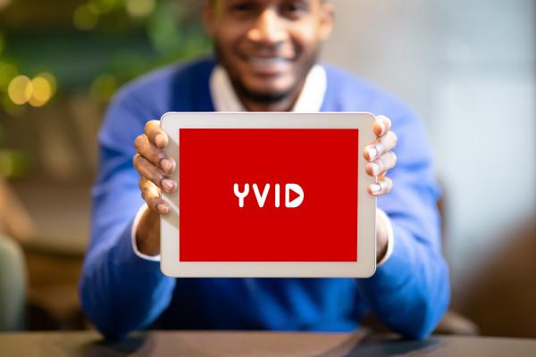 Sample branding #3 for Yvid