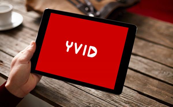 Sample branding #2 for Yvid