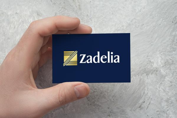Sample branding #1 for Zadelia