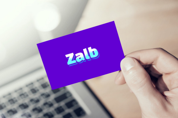 Sample branding #2 for Zalb