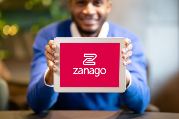 Sample branding #3 for Zanago