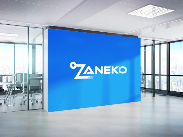 Sample branding #2 for Zaneko