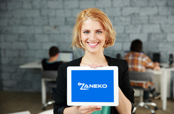 Sample branding #3 for Zaneko