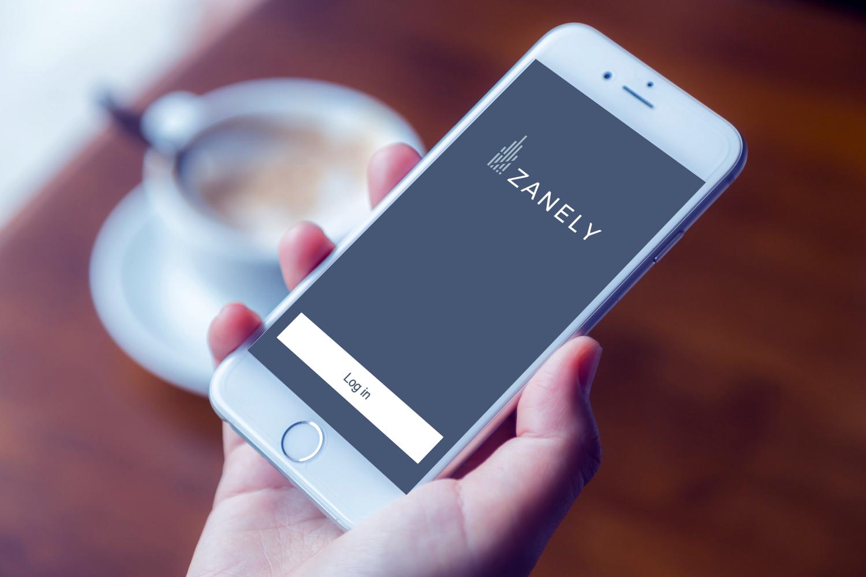 Sample branding #2 for Zanely