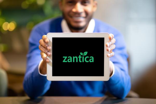Sample branding #2 for Zantica