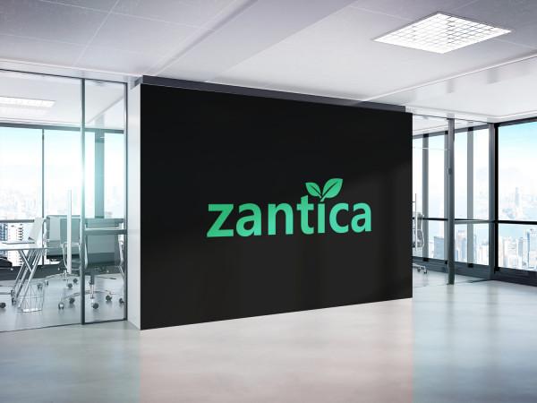 Sample branding #1 for Zantica