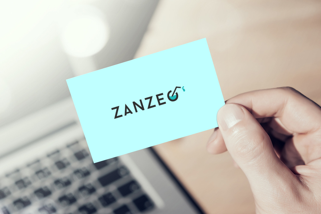 Sample branding #1 for Zanzeo